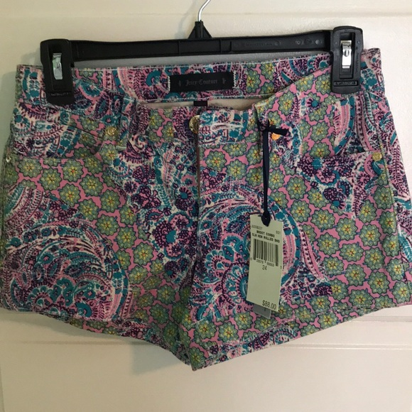 Juicy Couture Pants - Juicy Couture shorts size 24